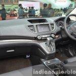 Honda CR-V (facelift) dashboard at the 2015 Bangkok Motor Show