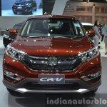 Honda CR-V (facelift) front at the 2015 Bangkok Motor Show
