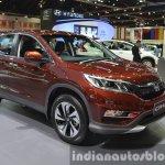 Honda CR-V (facelift) front three quarter at the 2015 Bangkok Motor Show