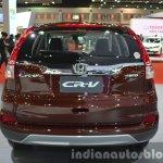 Honda CR-V (facelift) rear at the 2015 Bangkok Motor Show