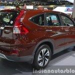 Honda CR-V (facelift) rear three quarter at the 2015 Bangkok Motor Show