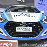 Hyundai Elantra Sport Concept front at the 2015 Bangkok Motor Show