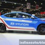 Hyundai Elantra Sports Concept side at the 2015 Bangkok Motor Show
