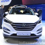 Hyundai Tucson Plug-in Hybrid Concept at the 2015 Geneva Motor Show