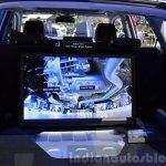 Hyundai Tucson Plug-in Hybrid Concept layout at the 2015 Geneva Motor Show