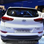 Hyundai Tucson Plug-in Hybrid Concept rear at the 2015 Geneva Motor Show