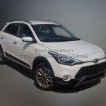 Hyundai i20 Active SX diesel front reader image
