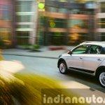 Hyundai i20 Active Silver rear press shots