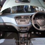 Hyundai i20 Active dashboard live images