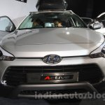 Hyundai i20 Active front live images