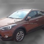 Hyundai i20 Active front three quarter reader image