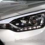 Hyundai i20 Active headlight live images