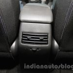 Hyundai i20 Active rear AC live images