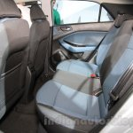 Hyundai i20 Active rear seat live images
