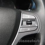 Hyundai i20 Active steering controls live images