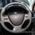 Hyundai i20 Active steering live images