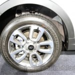 Hyundai i20 Active wheel live images
