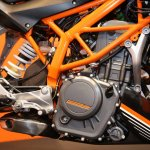 KTM 250 Duke engine
