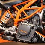 KTM 250 Duke engine