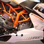 KTM RC250 trellis frame