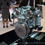 Kia 1.0-litre T-GDi engine front