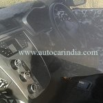 Mahindra S101 production ready interior