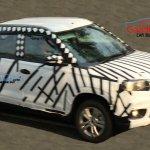 Maruti YBA mini SUV front quarter spied