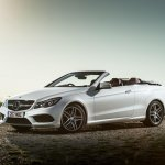 Mercedes E-Class Cabriolet UK specification