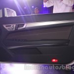 Mercedes E400 Cabriolet door trim from the launch in India