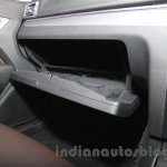 Mercedes E400 Cabriolet glovebox from the launch in India