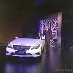 Mercedes E400 India launch