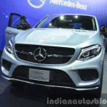 Mercedes GLE Coupe at the 2015 Bangkok Motor Show
