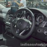Mercedes GLE Coupe cockpit at the 2015 Bangkok Motor Show