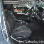 Mercedes GLE Coupe front seats at the 2015 Bangkok Motor Show