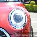 Mini Cooper S headlight