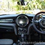 Mini Cooper S interiors