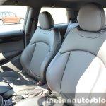 Mini Cooper S seats