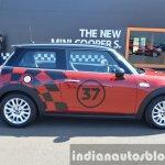 Mini Cooper S side