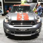 Mini Countryman Park Lane front at the 2015 Geneva Motor Show