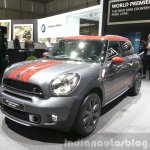 Mini Countryman Park Lane front three quarter at the 2015 Geneva Motor Show