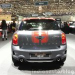 Mini Countryman Park Lane rear at the 2015 Geneva Motor Show