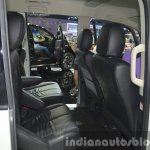 Mitsubishi Delica cabin at the 2015 Bangkok Motor Show