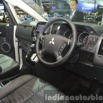 Mitsubishi Delica dashboard at the 2015 Bangkok Motor Show