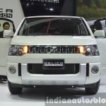 Mitsubishi Delica front at the 2015 Bangkok Motor Show