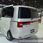Mitsubishi Delica rear at the 2015 Bangkok Motor Show