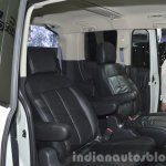 Mitsubishi Delica rear seats at the 2015 Bangkok Motor Show