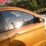 New Ford Figo LHD interior spied