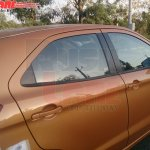 New Ford Figo LHD side spied