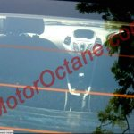 New Ford Figo interior spied India