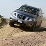 Nissan Patrol India showcase front(3)